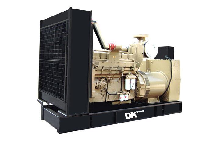 柴油发电机机油压力过高如何处理